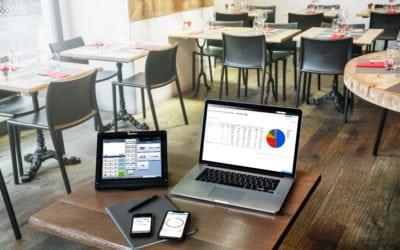 Comment augmenter le chiffre d'affaires de votre restaurant avec votre site internet et votre caisse enregistreuse ?