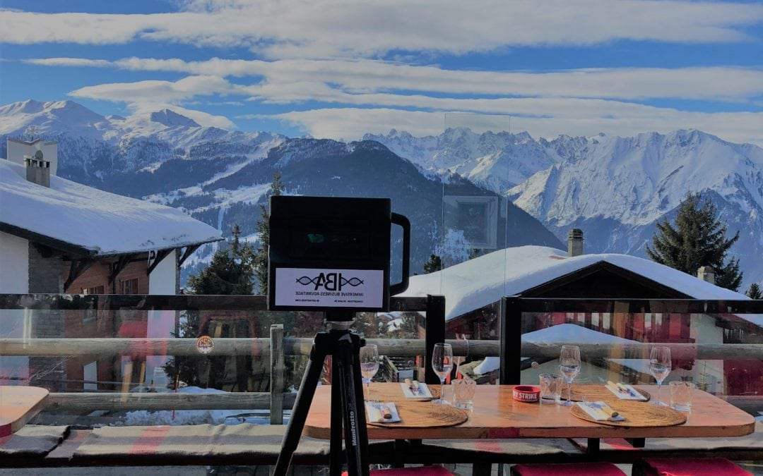 La visite virtuelle immersive : un outil marketing pour votre restaurant